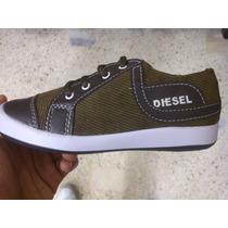 Zapatos Vans Diesel 2015 Niños Caballeros Corte Bajo Oferta
