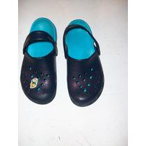 Zapatos Cholas Oferta Crocs U.s.a 34-35 Bien.c Verdescr