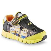 Zapatos Minions Niños Tortugas Ninja Con Luz Deportivos