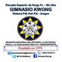 Artes Marciales Escuela Superior De Kung-fu Wushu Aragua