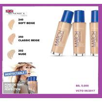Maquillaje - Bases - Labiales - Revlon - Rimmel - Palladio