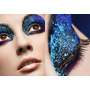 Kit Pega Para Glitters Y Glitters Para Maquillaje Profesiona