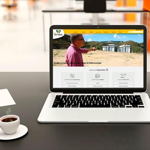 Página Web Profesional Responsive Landing Page