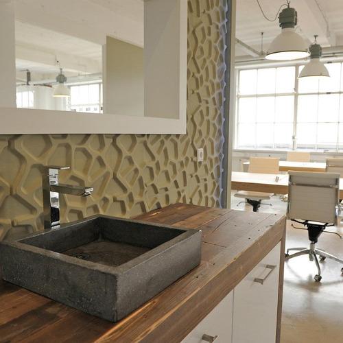 Paneles decorativos 3d eco para pared y techo de wallart - Paneles decorativos para techos ...