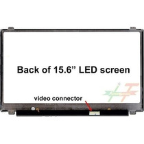 Pantalla Led 15.6 Slim Hp Pavilion Sleekbook 15