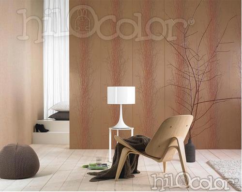 Papel tapiz vinil adhesivo impreso decorativo madera - Papel adhesivo decorativo muebles ...