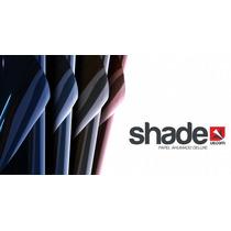Papel Ahumado Shade Premium Con 5 Años De Garantia