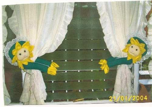 Par de agarraderas de cortinas 1835 mlv26294840 7801 - Modelos de cortinas para cocinas ...
