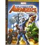 Avengers, Colección De 4 Comics En 4 Dvd