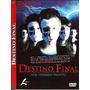 Destino Final, Colección De 4 Dvd´s.
