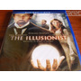 The Illusionist [ Bluray + Dvd ] Original, Nuevo Y Sellado