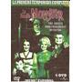 La Familia Monster, Colección De 6 Dvd.