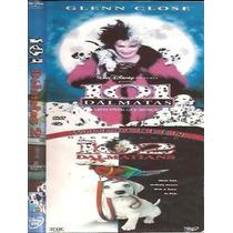 101 Dalmatas, 2 Películas Y 2 Comiquitas, 4 Dvd.