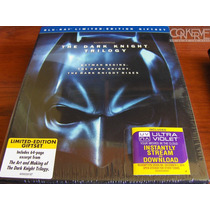 Batman The Dark Knight Trilogy Bluray Limited Edition Giftse