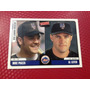 Cv Mike Piazza Y Al Leiter 2001 Upper Deck Victory Stat Lead