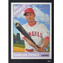 Bv Carlos Perez Rc Angels Anaheim Topps Heritage High 2015