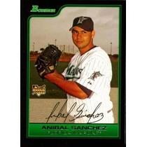 Cl27 Anibal Sanchez Rookie Bowman Draft 2006 # Bdp44