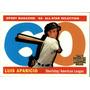 Cl27 2002 Topps Archives #183 Luis Aparicio 60 As 3-75