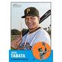 Bv Jose Tabata Pittsburgh Pirates Topps Heritage 2012 #364