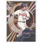 Kp3 Chipper Jones 1999 Pacific Revolution # 12 Atlanta