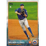 Cl27 2015 Topps Series 2 #562 Wilmer Flores Mets