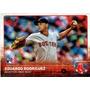 Bv Eduardo Rodriguez Rc Boston Red Sox Topps Update 2015