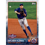 Cl27 2015 Topps Opening Day #158 Wilmer Flores