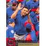 Barajita Carlos Zambrano Pitcher Chicago Cubs Ud 2009 #461