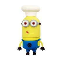 Pendrive Minion Chef Cocinero 8gb Memoria Usb