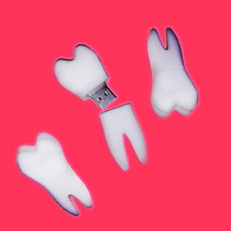 Pendrives De 8gb De Muela Odontologos Odontologia Diente