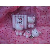 Pendrive 4 Gb De Hello Kitty Perocontenta