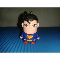 Pendrive De Superman De 4gb Flash Memoria