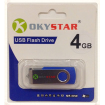 Pendrive Okystar 4gb