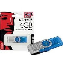 Pendrive Kingstone 4gb Original Sellados Garantia Solo Mayor