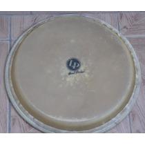 Congas Lp Cuero O Parche Original Medida 11-1/2 -12-1/2 (new
