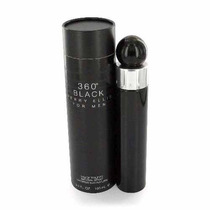 360 Perry Ellis Black Caballero 100ml 100% Miami Fl