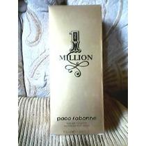 Perfume 1 Millon De Paco Rabanne De 100ml Exelente Precio