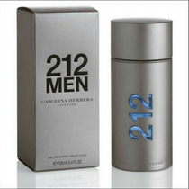 Perfume 212 Men Carolina Herrera 100 Ml