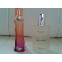 Perfumes Heiress (paris Hilton) Y Blue Jean (versace)