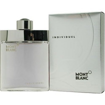 Perfume Mont Blanc Individuel 100 Ml