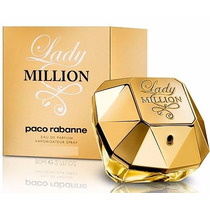 Lady Million 50ml Dama Perfume Original Oferta