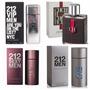 Perfumes Issey, Hugo Boss, Ch, Swiss Army, Perri Ellis, One