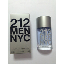 Colonia 212 Men Nyc 30 Ml Carolina Herrera