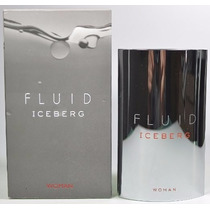 Colonia Iceberg Fluid Original Dama 50ml