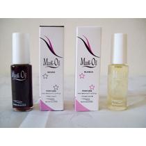 Musk Oil Blanco O Negro Perfume Para Damas De René Dessés