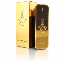 Perfume One Millon Paco Rabanne ! 100 Ml