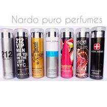 Perfumes Para Caballero Y Dama Excelente Calidad!!