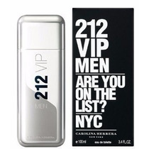 Perfume 212 Vip By Carolina Herrera Caballero 100ml