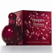Perfume Fantasy Hidden Britney Spears 100ml Original 100%