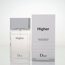 Perfume Higher By Christian Dior 100ml Original 100%